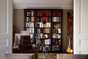 Création de bibliothèque - Décorateur d'intérieur Paris Montmorency