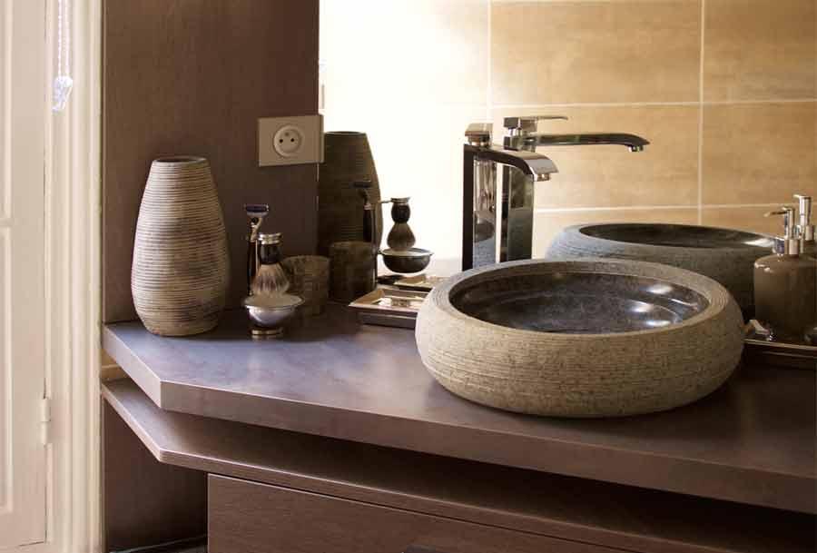 Rénovation de salles de bain et création de salles de bains modernes - Entreprise Les Goûts et Les Couleurs Paris Montmorency