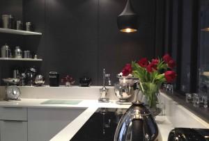 Rénovation de cuisine, création de cuisne avec verrière Paris Montmorency - Entreprise de Travaux de Rénovation et Décoration d'intérieurs Les Goûts et Les Couleurs