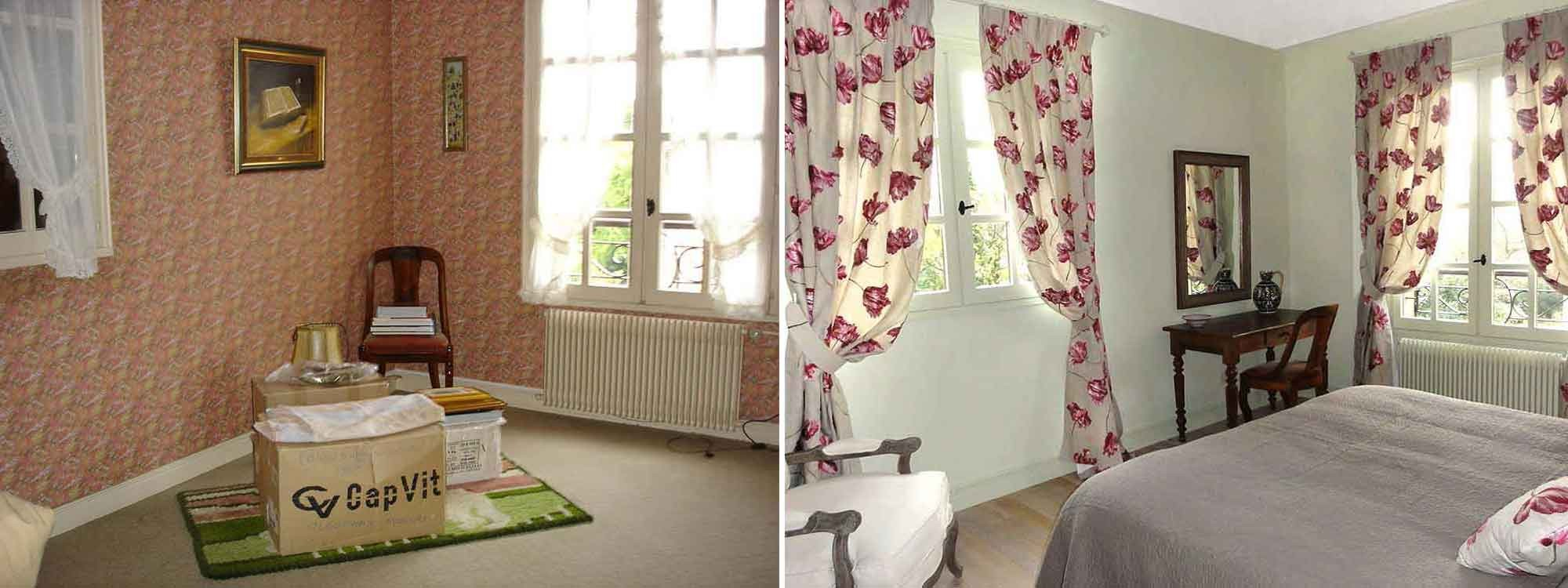 ... Exemples Renovation Chambre A Coucher Avant Apres 6 ...