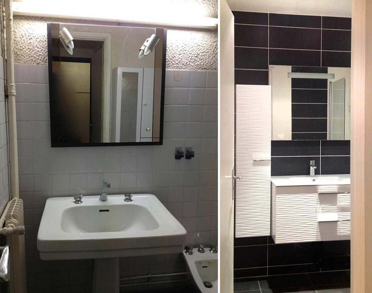 Salle De Bain Renovation Avant Apres ~ exemples avant apr s r novation int rieure lgelc paris