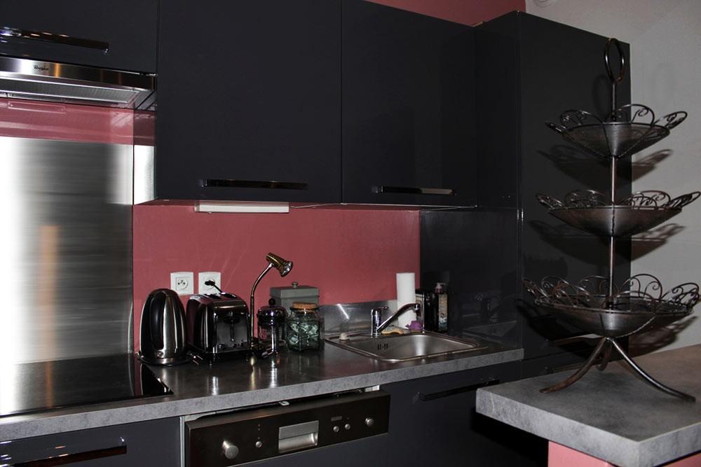 R novation de cuisine avec verri re entreprise lgelc paris for Stage de cuisine paris