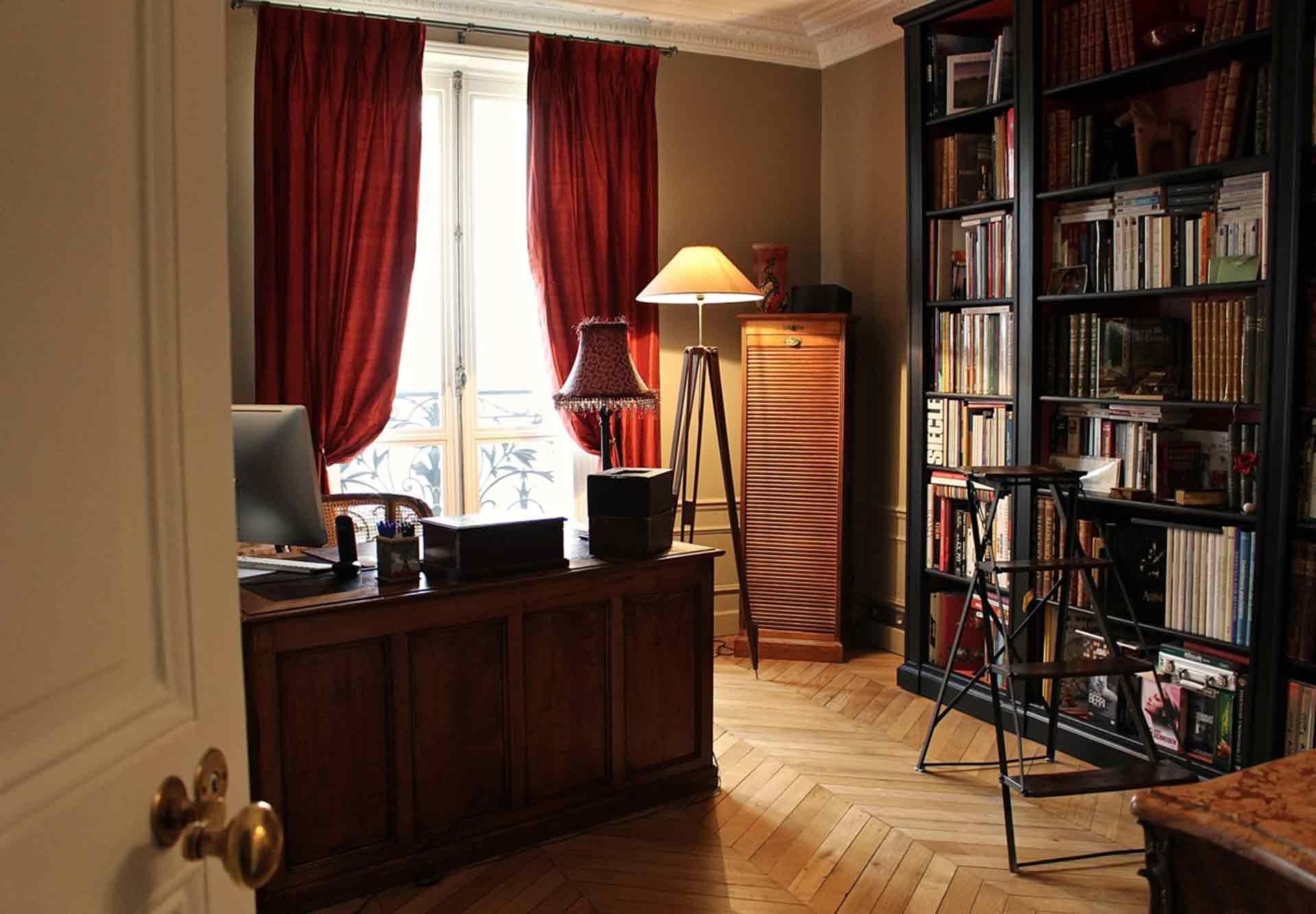 entreprise de r novation et agencement de bureaux paris 7. Black Bedroom Furniture Sets. Home Design Ideas