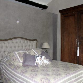 Déco Chambre à coucher Décoratrice d'interieur Paris 7ième
