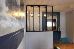 Entreprise de btp réalisation de travaux de rénovation d'interieurs d'appartements à Paris 16
