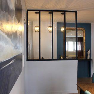 Entreprise de btp réalisation de travaux de rénovation d'intérieurs d'appartements sur Paris 16