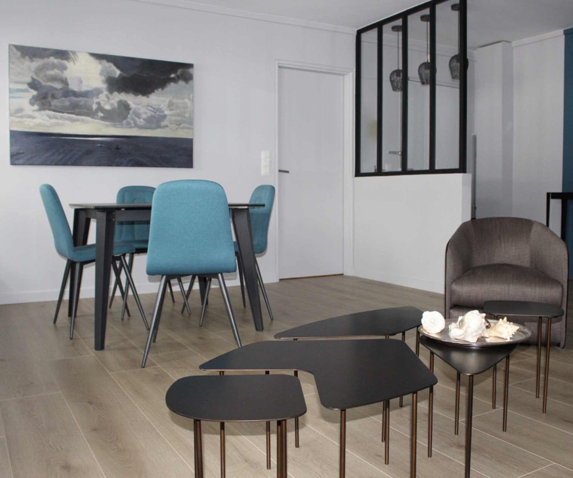 Entreprise Rénovation intérieur Appartement Paris 16ème