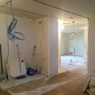 Entreprise de rénovation d'appartements, lofts, studios Paris 16ième