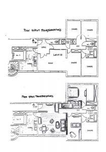 Entreprise suivi de travaux et rénovation appartemens et décoration de studios, lofts, Paris 16ème