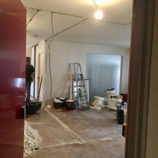 Maitre d'oeuvre suivi de travaux de rénovation d'appartements, lofts, studios, paris 16ème
