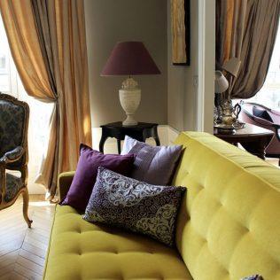 Entreprise de décoration d'intérieurs Paris 7 déco d'appartements, lofts, studios, chambres de bonnes Paris 7ième